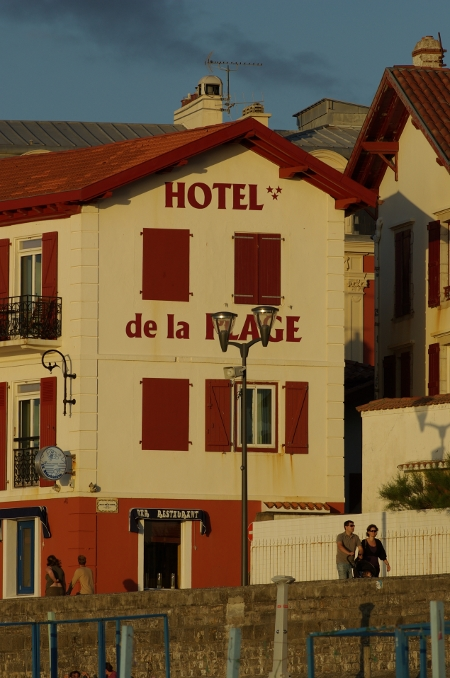 HOTEL de la ???