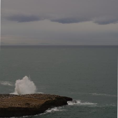 La vague qui se prenait pour un nuage